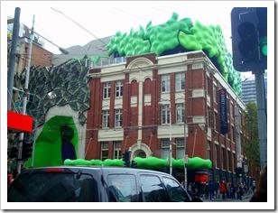 Melbourne Sludge Building
