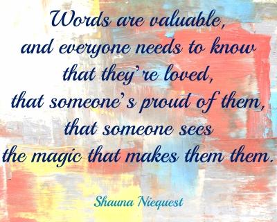 Shauna quote